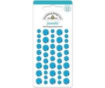 Doodlebug Design Swimming Pool Jewels (45pcs) (3508)