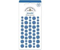 Doodlebug Design Blue Jean Jewels (45pcs) (3509)