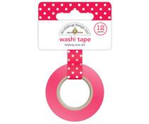 Doodlebug Design Ladybug Swiss Dot Washi Tape (3650)