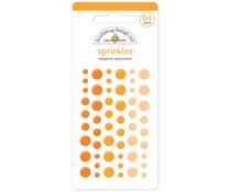 Doodlebug Design Tangerine Sprinkles (54pcs) (4007)
