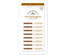 Doodlebug Design Bon Bon Mini Clothespins (16pcs) (4449)