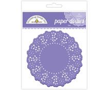 Doodlebug Design Lilac Doilies (75pcs) (4459)