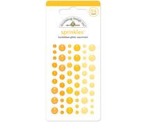 Doodlebug Design Bumblebee Glitter Sprinkles (54pcs) (4537)