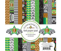 Doodlebug Design Touchdown 6x6 Inch Paper Pad (4894)