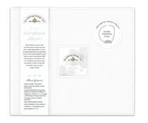Doodlebug Design Lily White 12x12 Inch Storybook Album (5724)