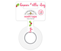 Doodlebug Design Happy Holly-days Washi Tape (6143)