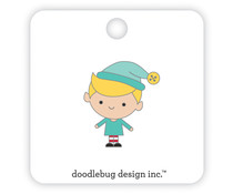 Doodlebug Design Buddy Collectible Pin (6486)