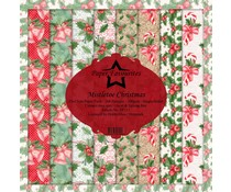 Dixi Craft Mistletoe Christmas 6x6 Inch Paper Pack (PF111)