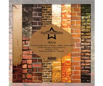 Dixi Craft Bricks 12x12 Inch Paper Pack (PF309)