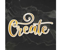 Couture Creations Create Cut, Foil and Emboss Die (CO726953)