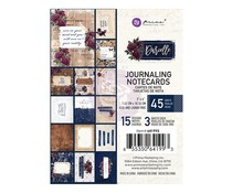 Prima Marketing Darcelle 3x4 Inch Journaling Cards (641993)