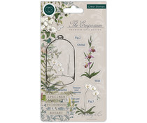 Craft Consortium The Emporium Botany Clear Stamps (CCSTMP020)
