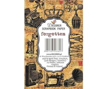 Decorer Forgotten Paper Pack (DECOR-M70)