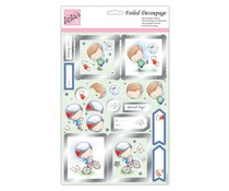 Anita's Foiled Decoupage Little Adventures (ANT 169944)