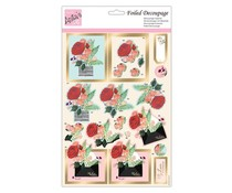 Anita's Foiled Decoupage Just for You (ANT 169949)