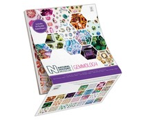Papermania Gemmology 12x12 Inch Paper Pad (PMA 160416)