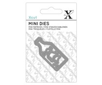 Xcut Mini Die Ship In A Bottle (XCU 503682)