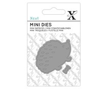 Xcut Mini Die Dapper Hedge Hog (XCU 503684)