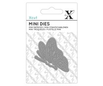 Xcut Mini Die Detailed Butterfly (XCU 503685)