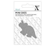 Xcut Mini Die Triceratops (XCU 503689)