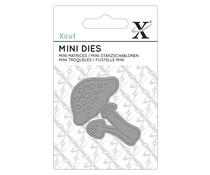 Xcut Mini Die Toadstool (XCU 503692)
