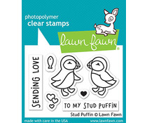 Lawn Fawn Stud Puffin Clear Stamps (LF2169)
