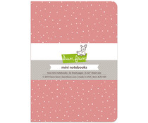 Lawn Fawn Mini Notebooks Perfectly Pink (LF2189)