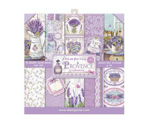 Stamperia Provence 8x8 Inch Paper Pack (SBBS10)