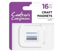 Crafter's Companion Craft Magnets (12mm) (16PC) (CC-MAG12MM)