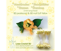 Leane Creatief Stamens Soft Yellow (26.6593)
