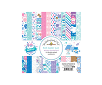 Doodlebug Design Winter Wonderland 6x6 Inch Paper Pad (6532)