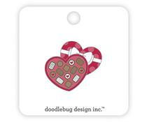 Doodlebug Design Chocolate Box Collectible Pin (6257)