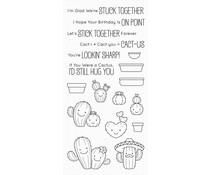 My Favorite Things Let's Stick Together Clear Stamps (BB-095)