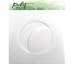 Picket Fence Studios 3.5 Inch Circle Stencil (SC-104)