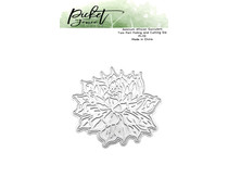 Picket Fence Studios Aeonium African Succulent Foil and Cutting Die (FI-112)
