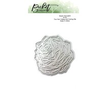 Picket Fence Studios Desert Succulent Foil and Cutting Die (FI-113)