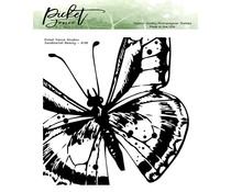 Picket Fence Studios Swallowtail Beauty Clear Stamps (A-138)
