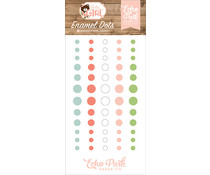 Echo Park Baby Girl Enamel Dots (BAG202028)