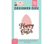 Echo Park Happy Easter Egg Dies (LEA205040)