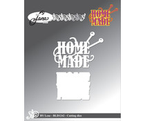 By Lene Home Made Cutting & Embossing Dies (BLD1242)
