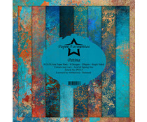 Dixi Craft Patina 12x12 Inch Paper Pack (PF313)