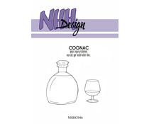NHH Design Cognac Clear Stamps (NHHC046)