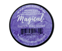 Lindy's Stamp Gang French Lilac Violet Magical (mag-jar-05)