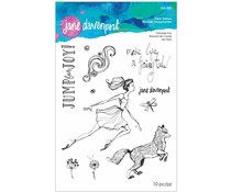 Spellbinders Fairytale Fox Clear Stamps (JDS-052)
