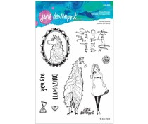 Spellbinders Llama Drama Clear Stamps (JDS-055)