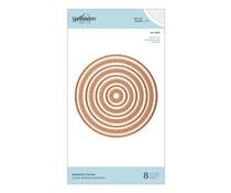 Spellbinders Essential Circles Dies (S4-1039)