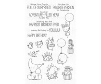 My Favorite Things Birthday Buds Clear Stamps (BB-099)