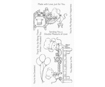 My Favorite Things Sweet Shop Clear Stamps (SY-18)