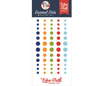 Echo Park All Boy Enamel Dots (ALB207028)
