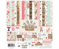 Carta Bella Farmhouse Market 12x12 Inch Collection Kit (CBFAR113016)